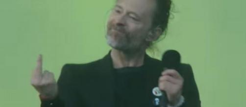 Thom Yorke è atteso in Italia per tre concerti.