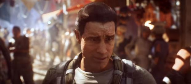 Bioware's 'Anthem' promises a good story and plenty of gameplay. [image source: One Media/YouTube screenshot]
