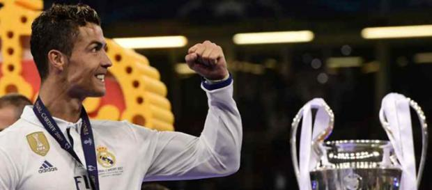 Cristiano Ronaldo ganhou a Champions na temporada passada