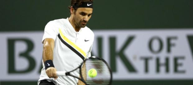 Indian Wells : Federer donne une leçon à Chung - francetvinfo.fr