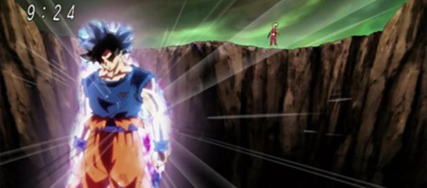 Los últimos spoilers de Dragon Ball Super pueden haber insinuado que Son Goku no ha sido eliminado por Jiren en el Torneo de Poder.