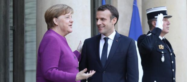 Merkel et Macron se donnent une feuille de route pour l'Europe - lesechos.fr
