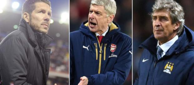 Los managers que podrían reemplazar a Arsene Wenger en el Arsenal este verano