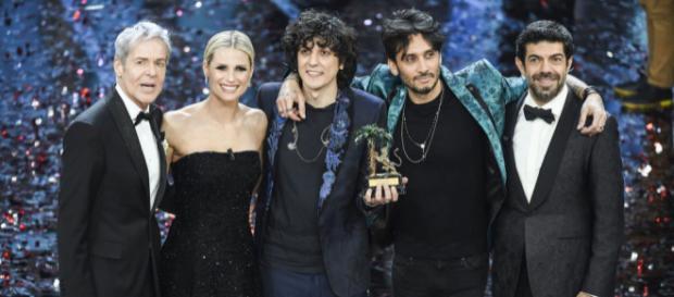 Sanremo 2018: le classifiche premiano i vincitori | gioia.it