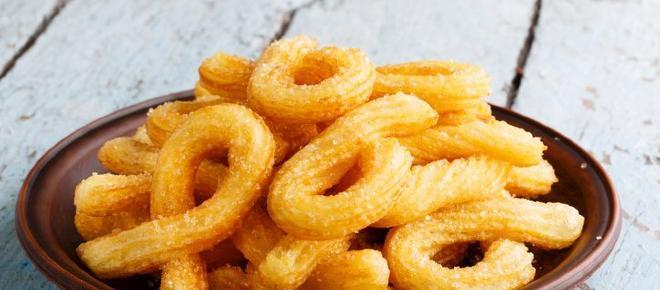 Churros de yuca: ideal para los amantes del dulce