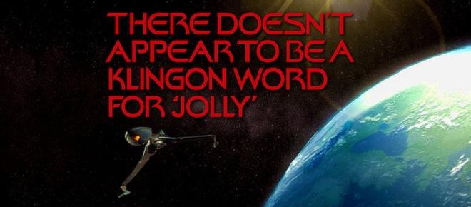 'Star Trek' fan looks to spread the Klingon language