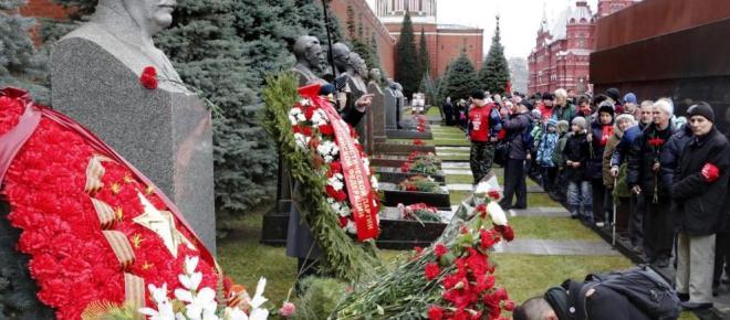 'La muerte de Stalin' derrota al comunismo soviético