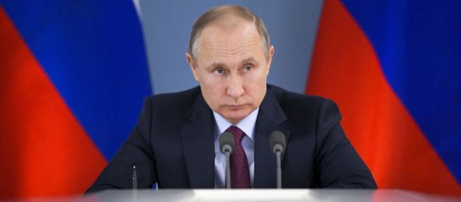 Vladimir Poutine attend sa réélection