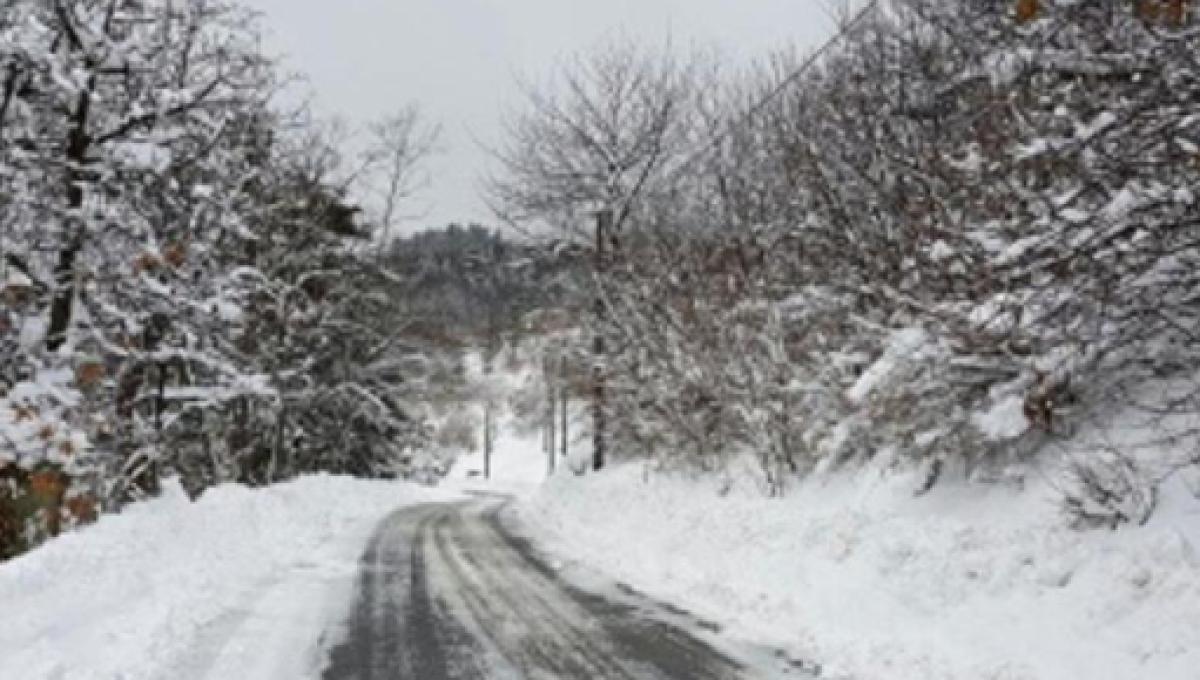 Burian bis alle porte  gelo e neve anche nel Sud Italia 441f4a506824