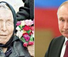 Baba Vanga și predicția ei înfiorătoare despre Rusia lui Vladimir Putin - Foto: www.dailyrecord.co.uk