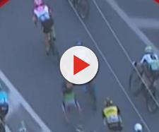 Il volo di Mark Cavendish alla Milano Sanremo