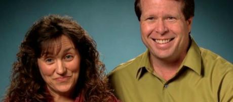 Michelle and Jim Bob Duggar [Image via TLC/YouTube screencap]