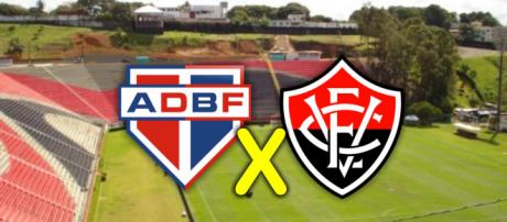 Na tarde deste domingo tem Bahia X Vitória ao vivo. (foto reprodução).