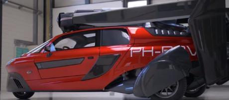 PAL-V flying car Image credit - PAL-V | YouTube