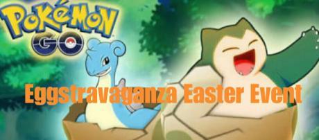 'Pokemon GO' Easter eggstravaganza event has returned. [Image source: Paul Tassi / YouTube Screenshot]
