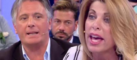 Uomini e Donne, Anna Tedesco contro George Manetti.
