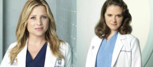 Arizona y April se despiden de Grey's Anatomy   Metro Ecuador - com.ec