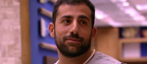 ''BBB18'': Kaysar não entende o porquê de Gleici parar de conversar com ele