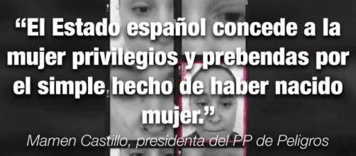 Escándalo en Granada: piden la dimisión de una presidenta del PP por machismo