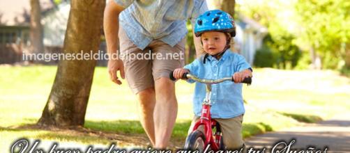 Frases De Dia Del Padre Para Compartir Por Whatsapp | Imagenes Del ... - imagenesdeldiadelpadre.net