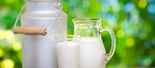 La leche es un alimento vital para el crecimiento humano. - organizados.es