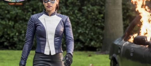 ¡Lo que se reduce a esto es que Iris, como velocista, era bastante rudo en The Flash!