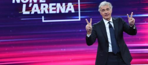 Massimo Giletti: malore durante la puntata di 'Non è l'Arena' - blastingnews.com