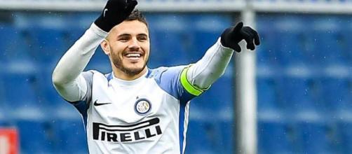 Mauro Icardi se exhibe ante el Sampdoria: ¡4 goles! - cadenanoticias.com