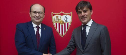 Milan, scambio di attaccanti con il Siviglia?