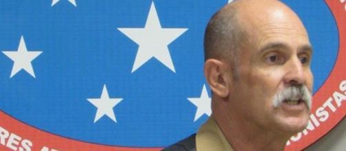 Sargento Fahur fica chateado com veto do PSL