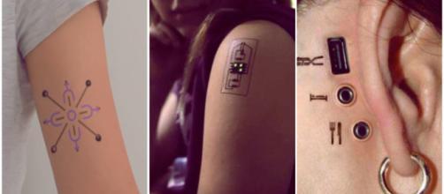 Tatuajes tecnológicos para monitorizar tu estado de salud - Yo amo ... - yoamoloszapatos.com