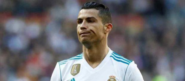 Cristiano Ronaldo voltou a brilhar com o Real. (foto reprodução).