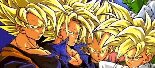 Dragon Ball Z y GT (Saiyajins y transformaciones) - Manga y Anime ... - taringa.net