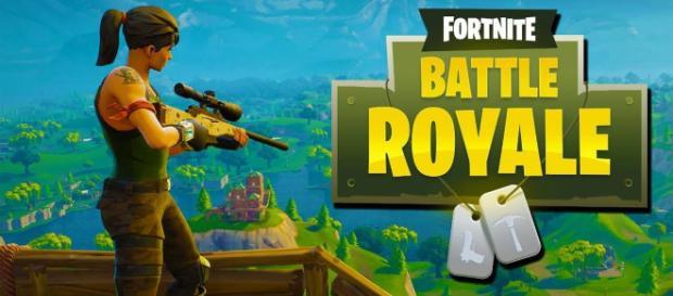 Fortnite Battle Royale. Bidvine ha agregado el entrenador