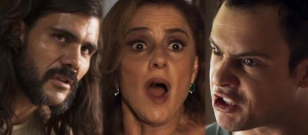 Gael descobre segredo de Sophia em ''O Outro Lado do Paraíso''