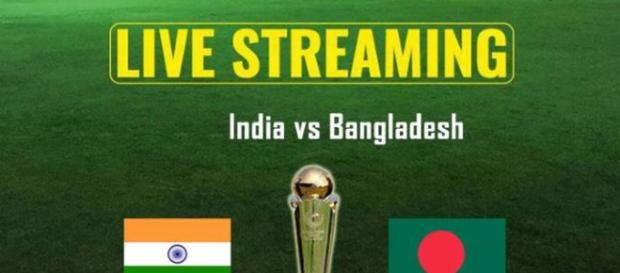 India vs Bangladesh live streaming online: (Image Dsport/Youtube)