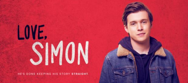 'Love, Simon' - out March 16th! (Photo via: 20th Century Fox - foxmovies.com)