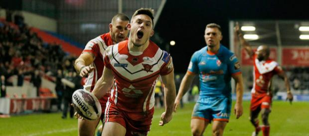 Niall Evalds is improving week-on-week and could be just what Castleford are missing. Image Source - eatsleepsport.com