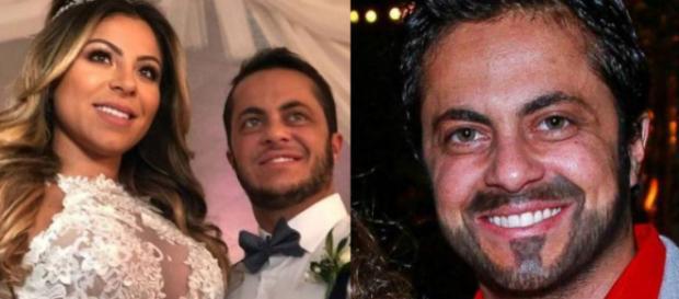 Thammy e Andressa se casam em Las Vegas. (Reprodução-Multishow)