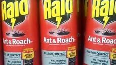 US Health Officials have reported a surge in the use of bug spray to get high