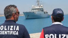 E' stata sequestrata una nave Ong piena di migranti: 'Associazione a delinquere'