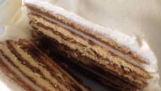 Receta de galletas súper simples y helado de crema