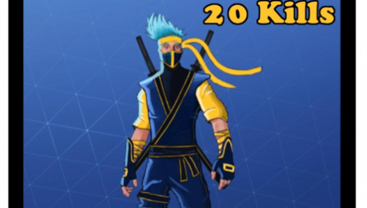 Fortnite An Evolving Ninja Skin Pitched By A Fan Blitz Goes Live Today I love video games business@teamninja.com. an evolving ninja skin pitched by a fan