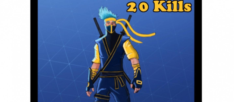 U0026#39;Fortniteu0026#39; An evolving Ninja skin pitched by a fan; Blitz goes live today