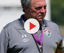 Abel Braga, treinador do Fluminense (Foto: Reprodução/Futnet)