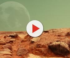 Fossili alieni sarebbero stati ritrovati su Marte.