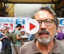 Giorgio Cremaschi, sindacalista, Potere al Popolo (Foto: Contropiano)