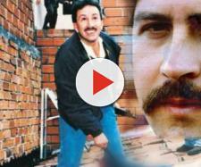 Hugo Aguilar em 1993 quando matou Pablo Escobar,