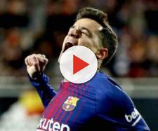 Philippe Coutinho continua brilhando em Barcelona