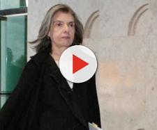 Presidente do STF, ministra Carmen Lúcia, resiste à manobra de ministros do STF. (foto reprodução)